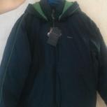 Пуховик Avalanche 46 размер. Зеленый, Екатеринбург