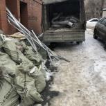 вывоз мусора автомобилями ГАЗель, Екатеринбург
