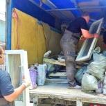 Вывоз мусора,вывоз мебели.Вывозим стр.мусор,вещи,вывоз хлама.Недорого!, Екатеринбург