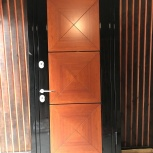 Премиум сейф-дверь Bars банковского типа, Екатеринбург