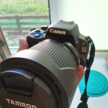 Зеркальный фотоаппарат Canon 100D, Екатеринбург