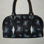 Новая сумка кожа ската, Екатеринбург