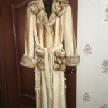 Шикарная шуба из норки, Екатеринбург