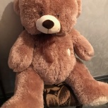 Плюшевый медведь, 75 см, Екатеринбург