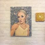 Профессиональный портрет на холсте, Екатеринбург