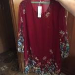 Продам платье шифон новое размер 54, Екатеринбург