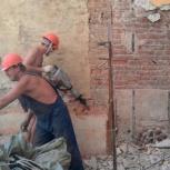 Демонтаж/снос стен, перегородок, старой плитки, обоев, Екатеринбург