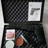 Пистолет ANICS A112 пневматический газобаллонный, Екатеринбург