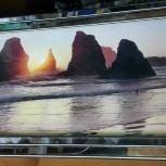 """Картина (фото)""""Вечернее море"""" в зеркальной рамке.Шир160хВыс60хТолщ3см, Екатеринбург"""