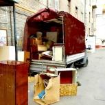 Утилизация мебели, вывоз мусора, хлама. Освободим квартиру под ключ., Екатеринбург