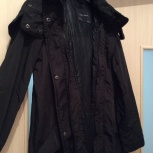 Продам утеплённый плащ Zara, размер 44-46, Екатеринбург