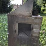 Печь нержавейка для бани, Екатеринбург