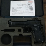 Пистолет пневматический Beretta M92 FS, Екатеринбург