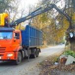 Ломовоз для вывоза мусора,вывозим хлам.вывоз стр.мусора.Вывозим мусор., Екатеринбург