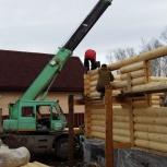 Аренда Кран като-10 тонн 24м, Екатеринбург