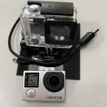 Продам экшн камеру Go Pro hero 4 silver, Екатеринбург