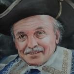 Портрет, шарж по фото, Екатеринбург