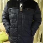 Пуховик Icebear темно-синий новый, Екатеринбург