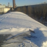 Уборка снега с крыш и территории любой сложности, Екатеринбург