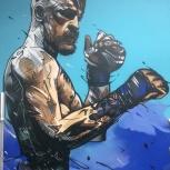 Роспись стен в Екатеринбурге ( GRAFFITI24 ), Екатеринбург