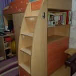Детская кровать- чердак, Екатеринбург