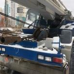 кран Komatsu 26 тонн в долгосрочную аренду, Екатеринбург