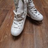 Продам коньки на девочку, 33 размер, Екатеринбург