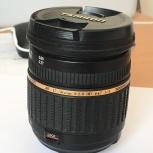 Объектив Tamron AF 17-50mm 1:2,8 (IF) SP, Екатеринбург