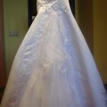 Свадебное платье с красной вышивкой, Екатеринбург
