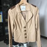 Кожаный пиджак ультрамодный, Екатеринбург