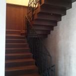 Изготовление лестниц мебели из массива дерева различных пород., Екатеринбург