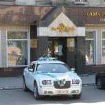 Аренда автомобиля Chrysler 300C с водителем, Екатеринбург