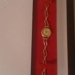 Нежные женские золотые часы, Екатеринбург