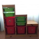 Продам детский стеллаж для игрушек IKEA, Екатеринбург