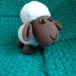 Мягкая игрушка овечка, Екатеринбург