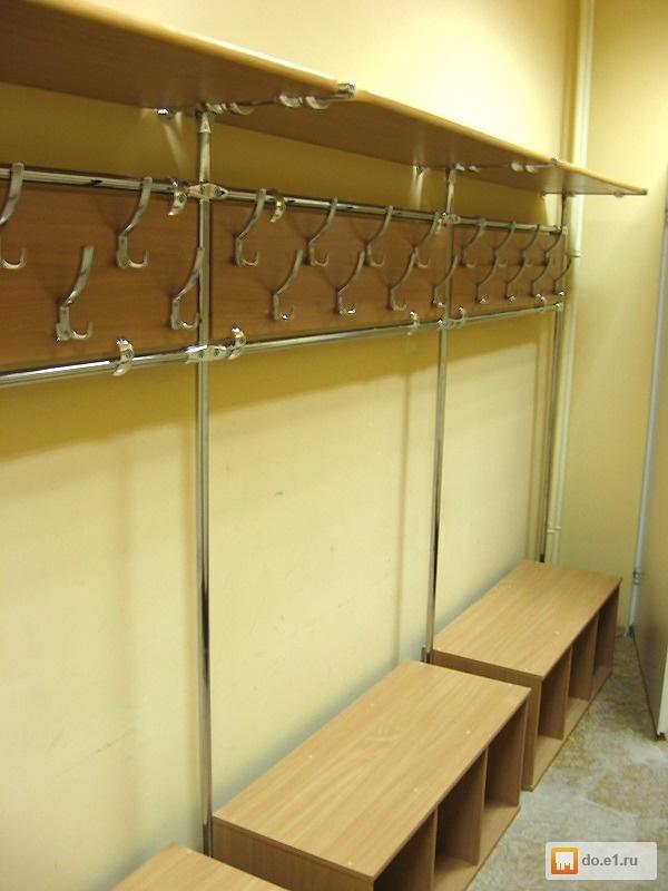 Изготовление гардеробов и вешалок , фото. цена - 9200.00 руб.