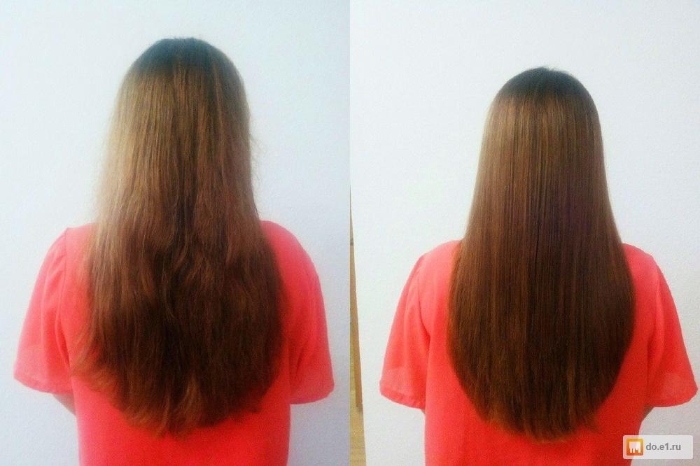Кератиновое выпрямление волос екатеринбург цена