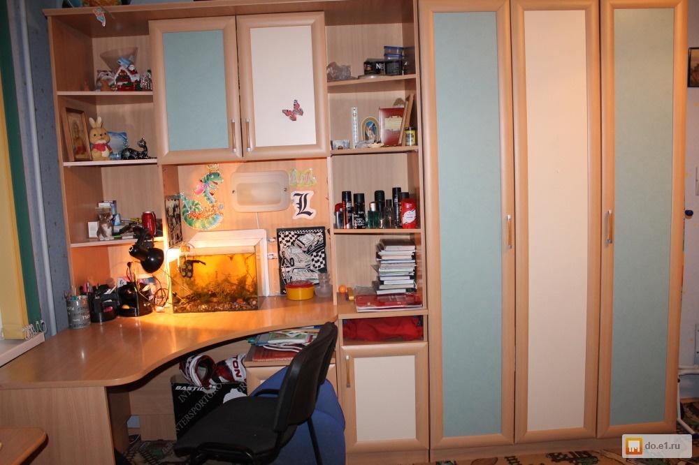 Детская стенка. б/у, фото. цена - 8000.00 руб., екатеринбург.