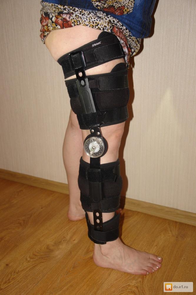 Какой ортез на коленный сустав лучше