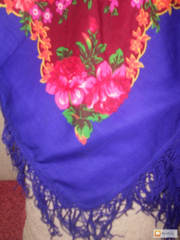 посадский платок цена