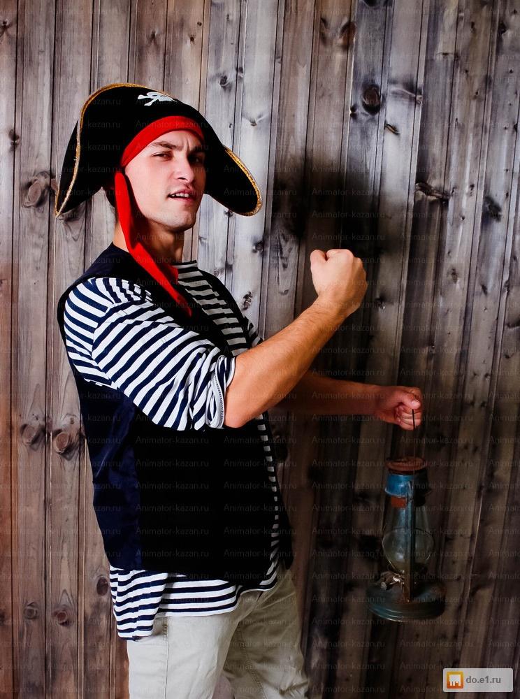 Картинка аниматор пират