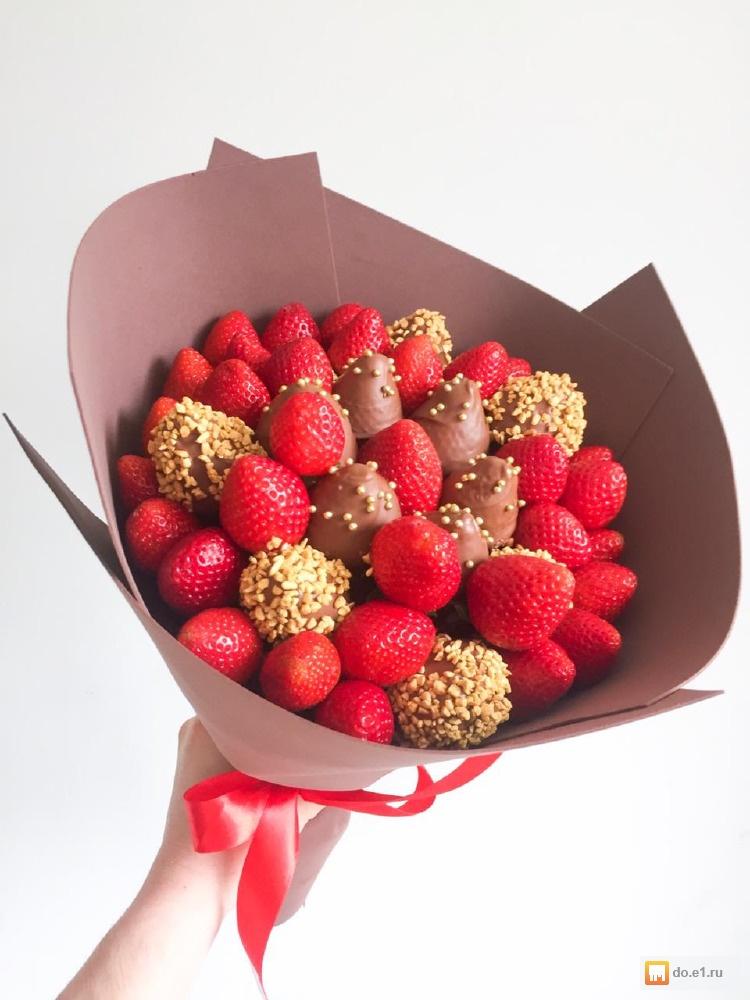 пельешац букеты ягоды в шоколаде очковая змея или