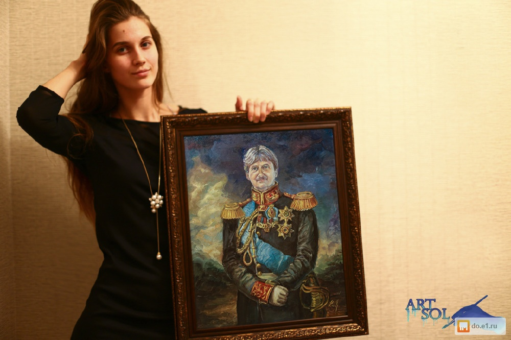 портрет по фотографии новосибирск приводятся
