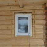 Усадочные перегородки. Гипсокартон. Установка рам, окон, дверей в доме, Екатеринбург