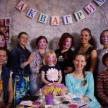 Мастер класс по аквагриму(Фейсарт), Екатеринбург