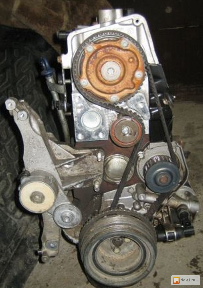 albea fiat двигатель