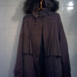 Пальто на девочку Bowling at the Bowl-O-Drome (размер S), Екатеринбург