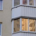 Тонировка окон, стекла, балконов, дверей, лоджии, Екатеринбург