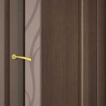 Межкомнатная шпонированная дверь со стеклом. Лондон2 шт, Екатеринбург