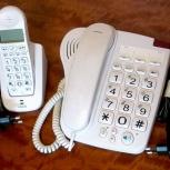 Телефон Voxtel Concept combo 7300 (белый) с доп. трубкой, Екатеринбург